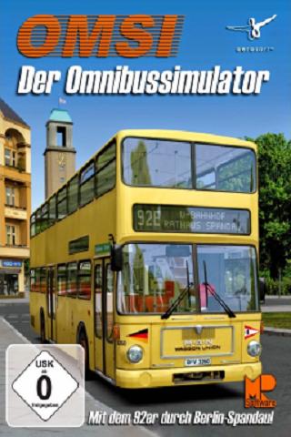 OMSI - Der Omnibus simulator скачать торрент скачать