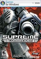 Supreme Commander скачать торрент скачать